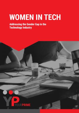 YourPrime Recruitment Women in Tech